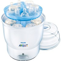 Philips AVENT - Electric Bottle Steam Sterilizer - Walmart.com