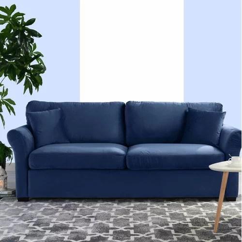 comfortable sofas for family room upholstering a sofa cushion charlton home lynnhaven classic modern ultra walmart com