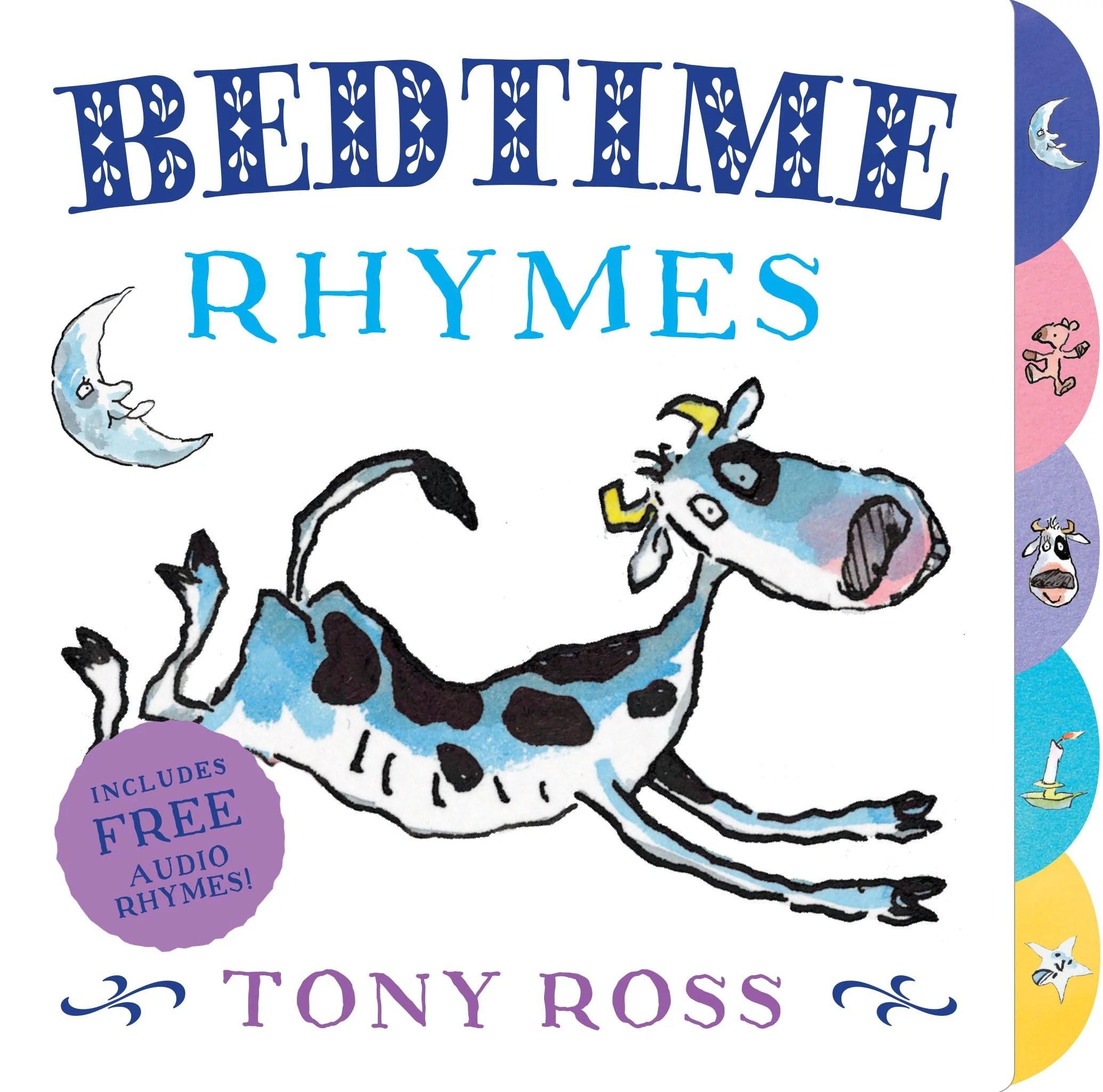 Bedtime Rhymes My Favourite Nursery Rhymes Board Books