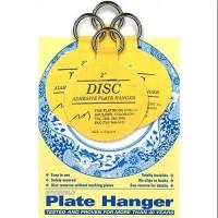 Flatirons Disc Adhesive Plate Hanger Set (4 - 2 Inch ...