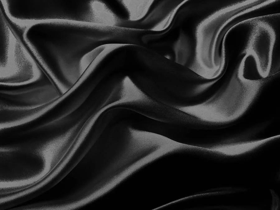 4pc 400tc satin bed sheet pillowcase set dp lingerie silky charmeuse black queen walmart com