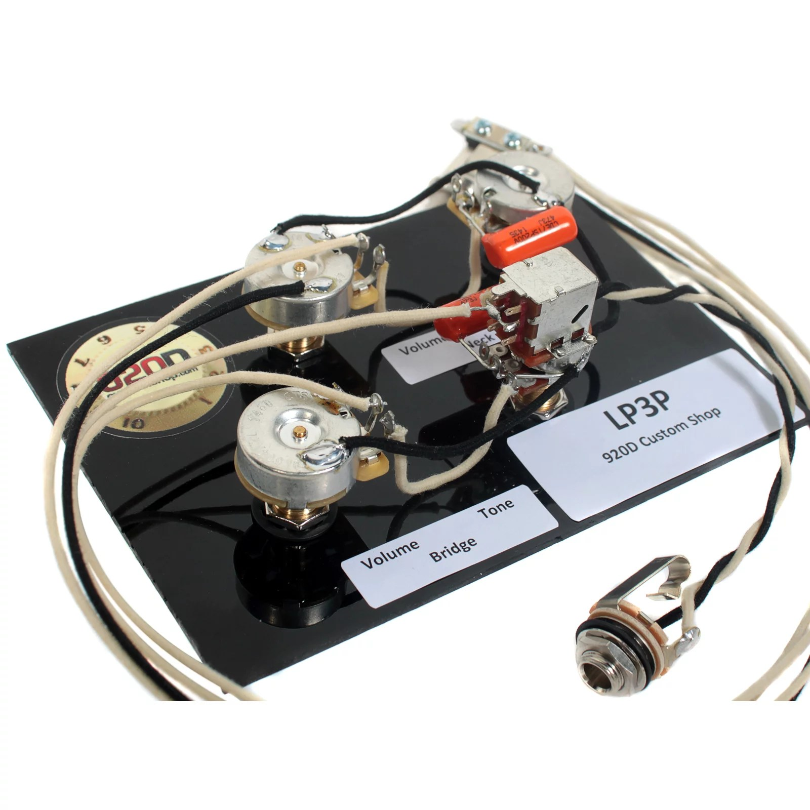 medium resolution of shop wiring harness also gibson les paul black beauty 3 pickup 1978 gibson les paul wiring harness