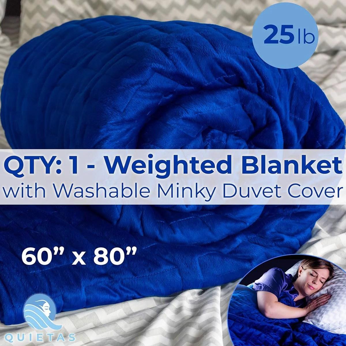 blue super soft luxury