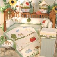 Brandee Danielle Appletree Farm 4 Piece Crib Bedding Set ...