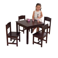 Kidkraft Aspen Table And Chair Set Used Dining Room Chairs For Sale