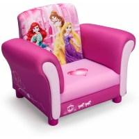 Delta Children Princess Upholstered Chair - Walmart.com
