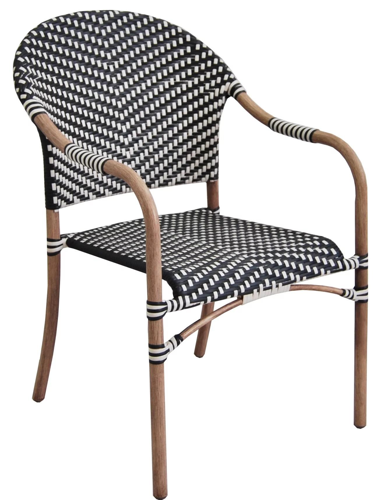 better homes gardens parisian bistro dining chair