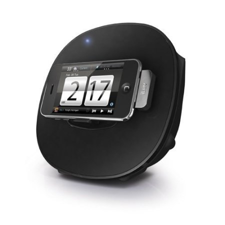 Alarm Clock Stereo Speaker Dock