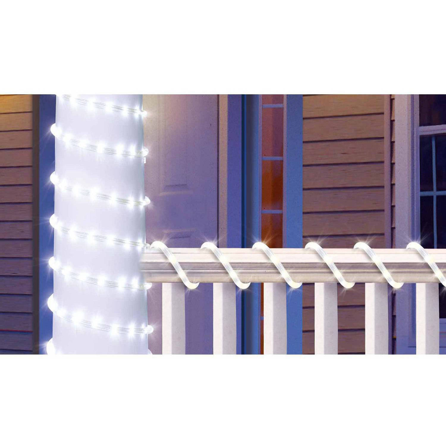 hight resolution of holiday time 100 led multicolor super bright g30 lights 59 5 indoor and outdoor walmart com