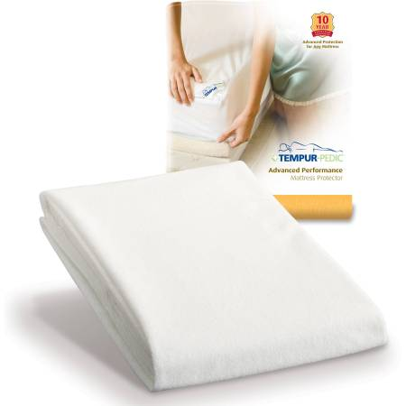 Advanced Performance Mattress Protector By Tempur Pedic Multiple Sizes