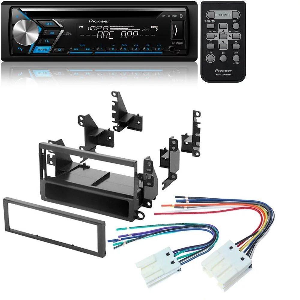 pioneer deh s4000bt cd mp3 usb bluetooth 13 band eq car stereopioneer deh s4000bt cd mp3 [ 1000 x 1000 Pixel ]