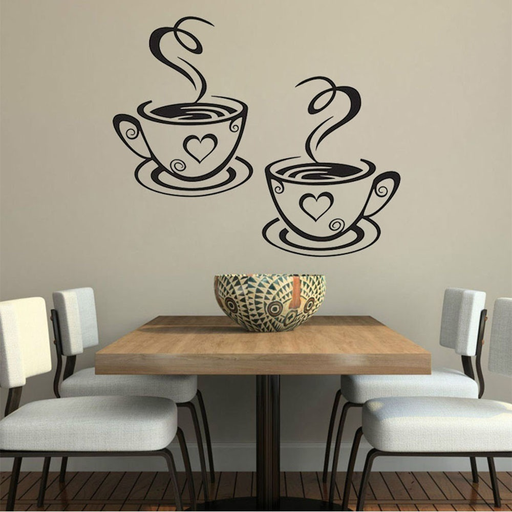 outgeek decorative coffee cup
