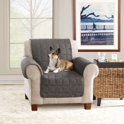 Fitted Chair Covers Ebay Buy Sure Fit Ultimate Waterproof Quilted Pet Cover