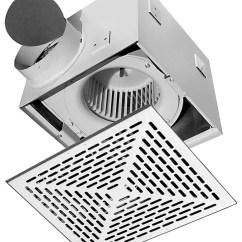 Kitchen Fan Ventilation System Reversomatic Qk Series 180cfm Ultra Super Quiet Bathroom Qty