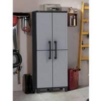 Keter Space Winner Resin Storage, Plastic Utility Cabinet ...