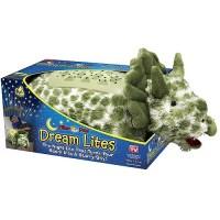 As Seen on TV Pillow Pet Dream Lites, Green Triceratops ...