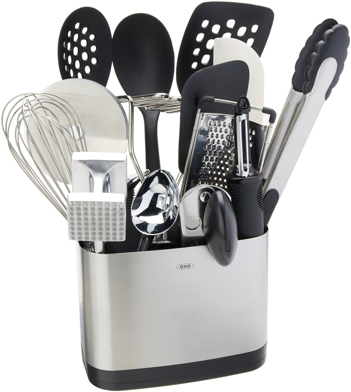 oxo kitchen utensils decorations for counters good grips 15 piece everyday tool set walmart com
