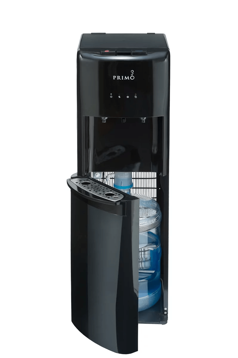 Primo Water Cleaning Instructions : primo, water, cleaning, instructions, Primo, Bottom, Loading, Hot/Cold, Water, Dispenser,, Black, Walmart.com