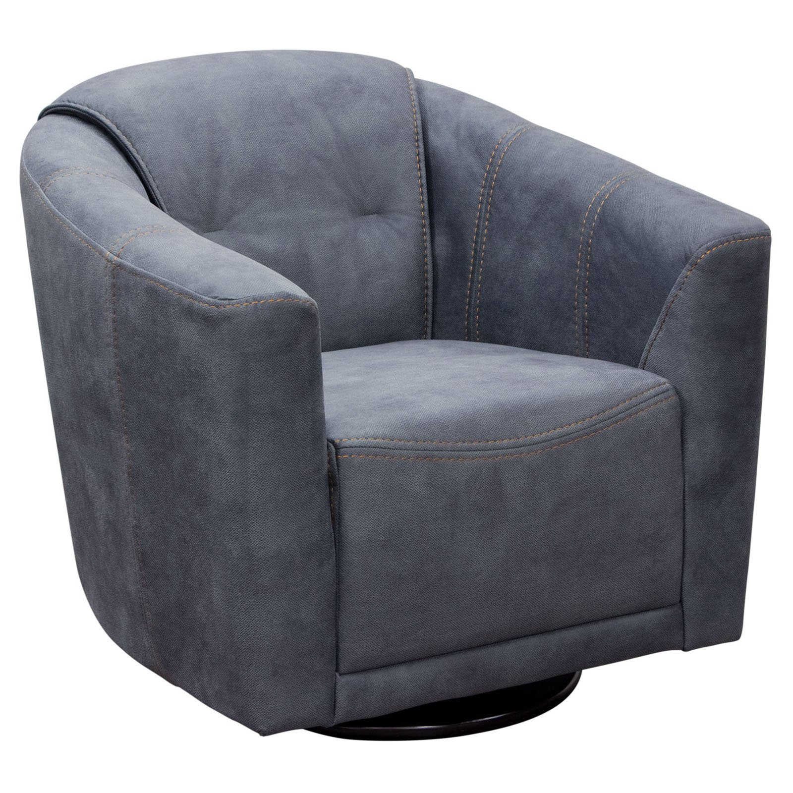 Swivel Tub Chair Diamond Sofa Murphy Swivel Tub Chair