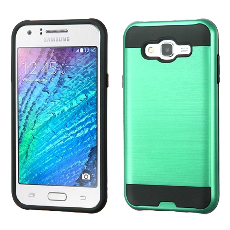 Samsung Galaxy J7 (2015) Phone Case. Samsung Galaxy J7 (2015) Case. by Insten Hard Hybrid Rubber Coated 2-Layer Case For Samsung Galaxy J7 (2015 ...
