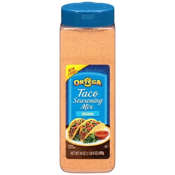 2pk Ortega Taco Seasoning Mix Original 24 Oz eBay