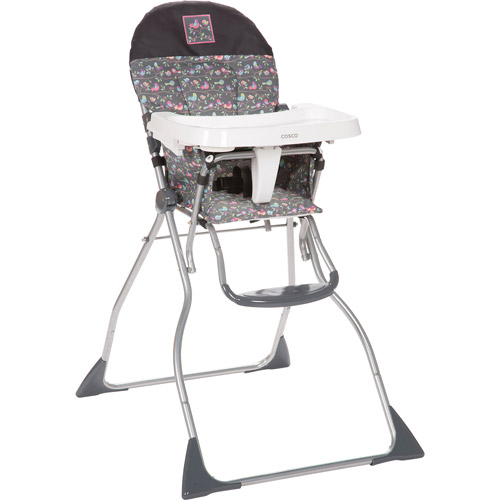 cosco high chair cover caravan sports zero gravity reviews flat fold bird on a wire walmart com