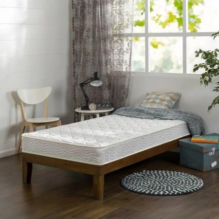 Slumber 1 6 Comfort Bunk Bed Spring Mattress Multiple Sizes