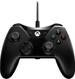 powera xbox one wired controller black 1427470 01 [ 1100 x 1150 Pixel ]
