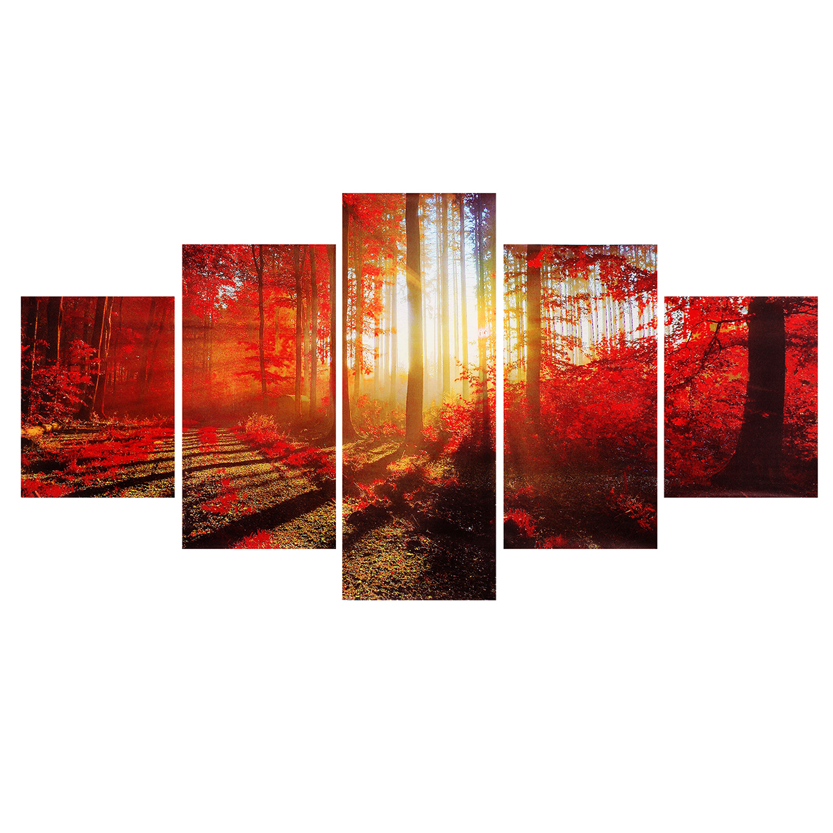 5 Pcs Frameless Canvas Prints Pictures,Available in various Pattern Morden  Abstract Paintings, Canvas Wall Art, Home Decor - Walmart.com - Walmart.com