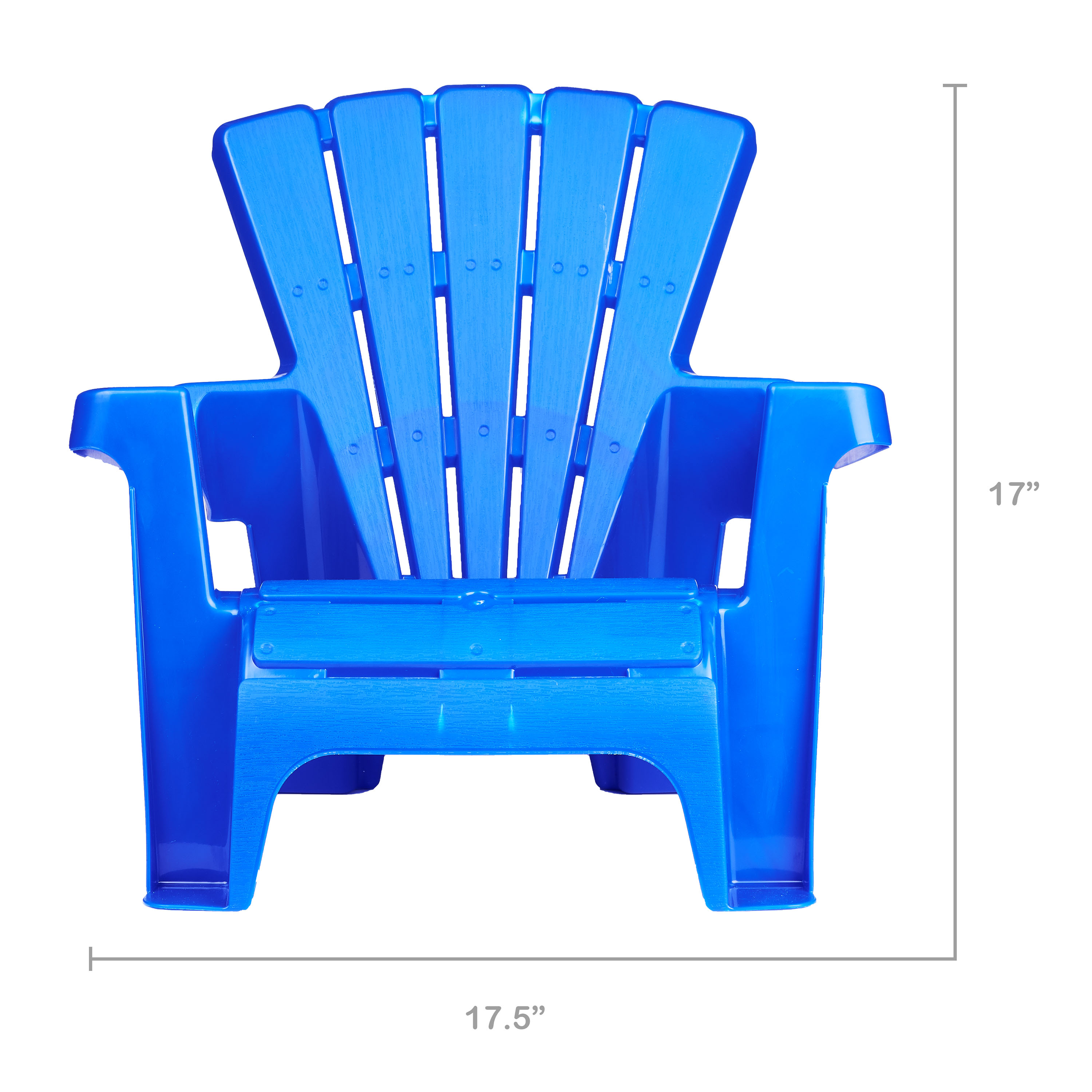 play day adirondack chair assorted colors