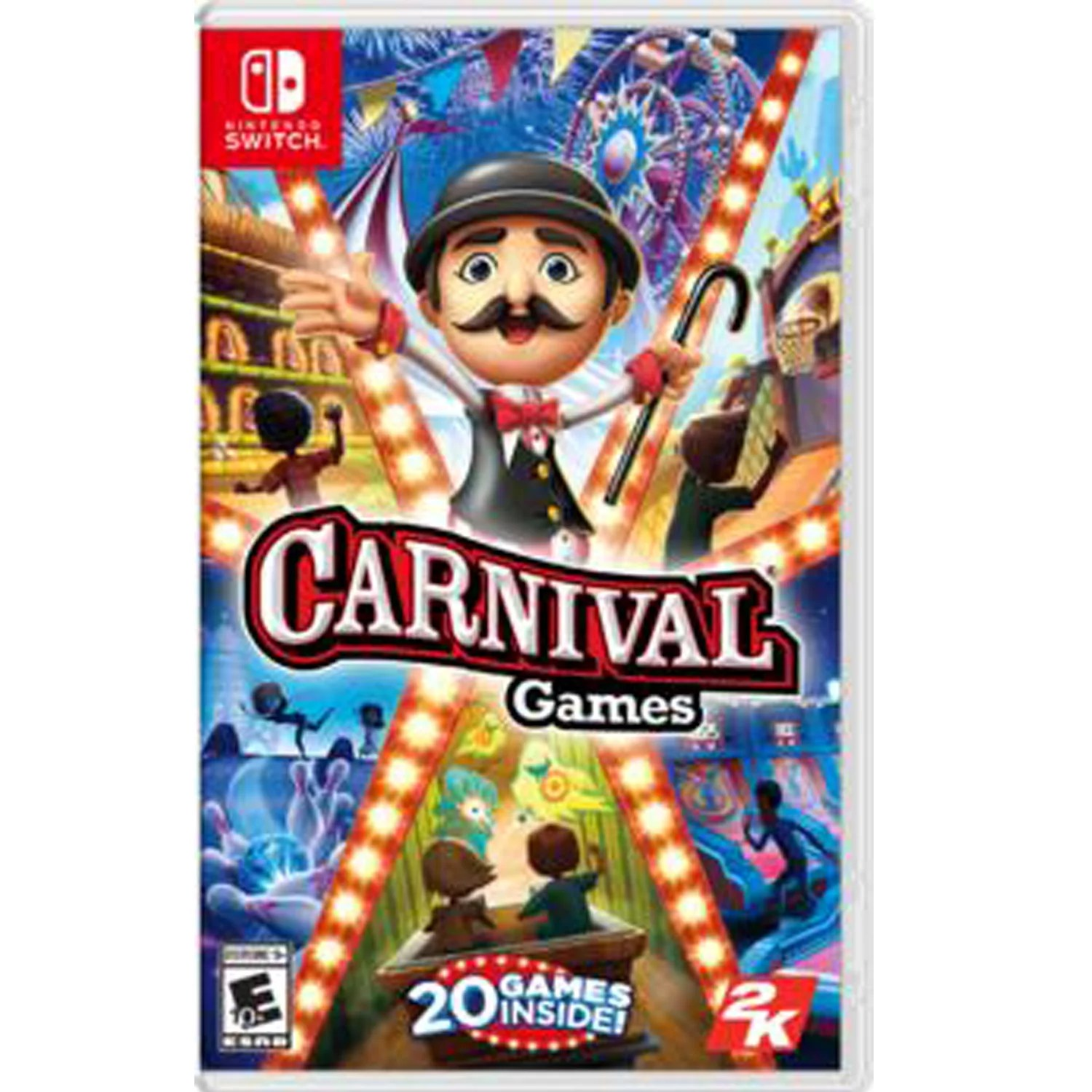 Carnival Games 2k Nintendo Switch 710425551574