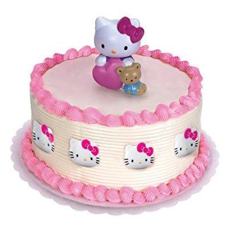 Awesome Hello Kitty Birthday Cake Walmart The Cake Boutique Personalised Birthday Cards Paralily Jamesorg