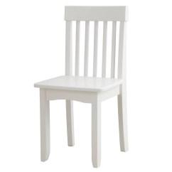Kidkraft Avalon Chair Oversized Chaise Lounge Wooden Single Classic Back Desk For