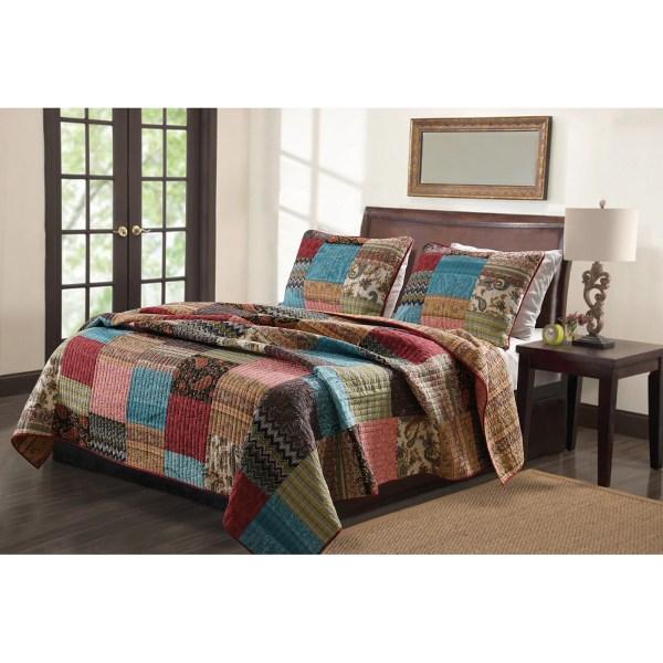 Global Trends Long Island Quilt Bedding Set