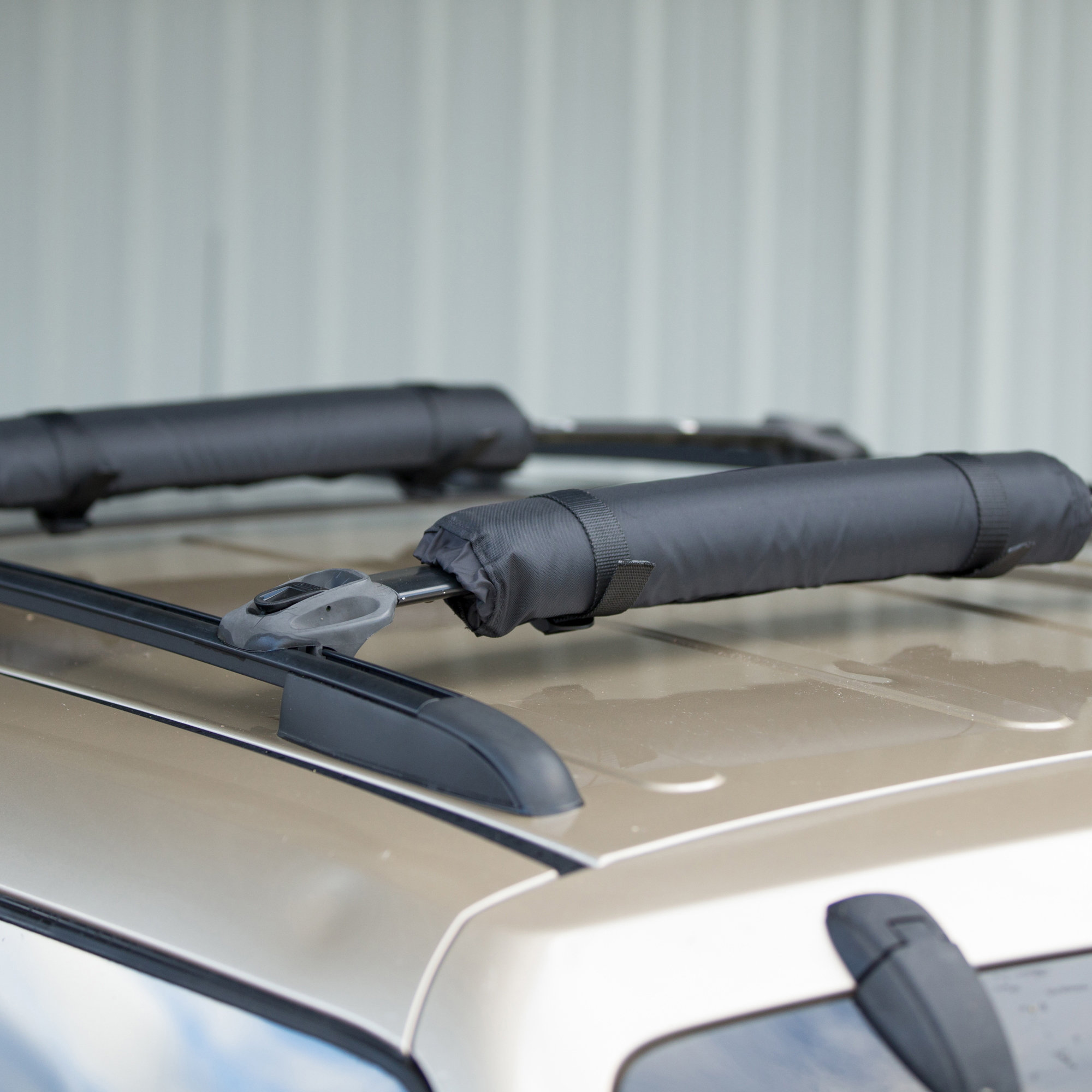 Roof Rack Protective Pads Cross Bars Car Top Cargo Carrier