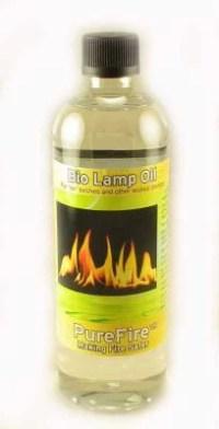 PureFire Bio Lamp Oil for Firepots & Tiki Torches ...