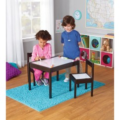 3 Piece Table And Chair Set Wheel Width Emoji Walmart Com