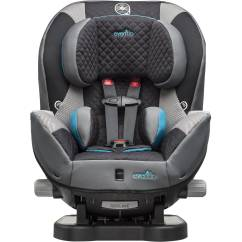 Car Seat Desk Chair Conversion Officemax Mat Evenflo Advanced Triumph Lx Convertible Flynn