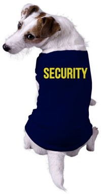 Crazy Dog TShirts - Dog Shirt Security Funny Tee For Your ...