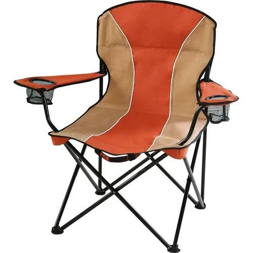 Ozark Trail Red Premium Chair  Walmartcom