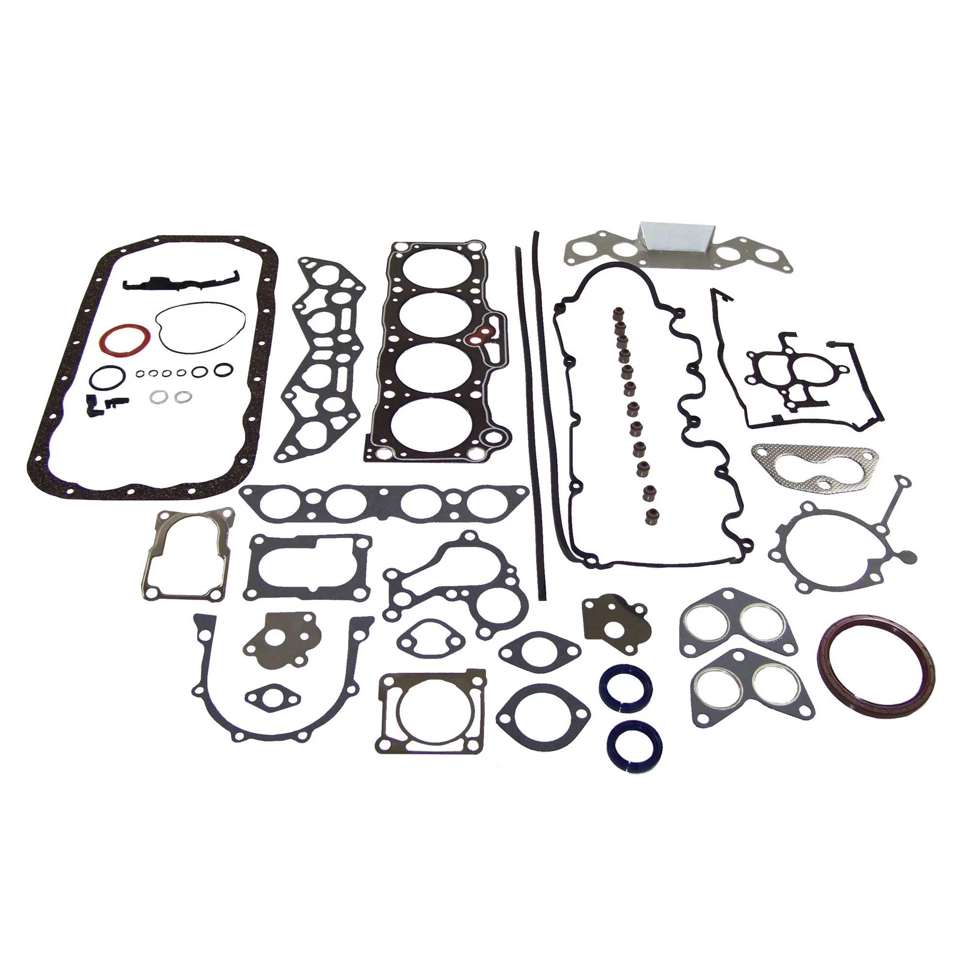 DNJ FGS4009 Full Gasket Sealing Set For 88-92 Ford Mazda