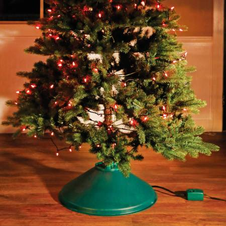 Christmas Tree Stand Ez Rotate Decoration
