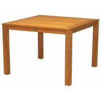 Three Birds Casual Newport Square Patio Dining Table in ...