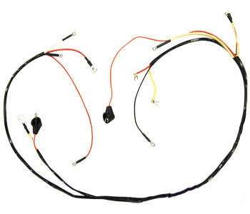 86614726 New Main Wiring Harness for Ford New Holland