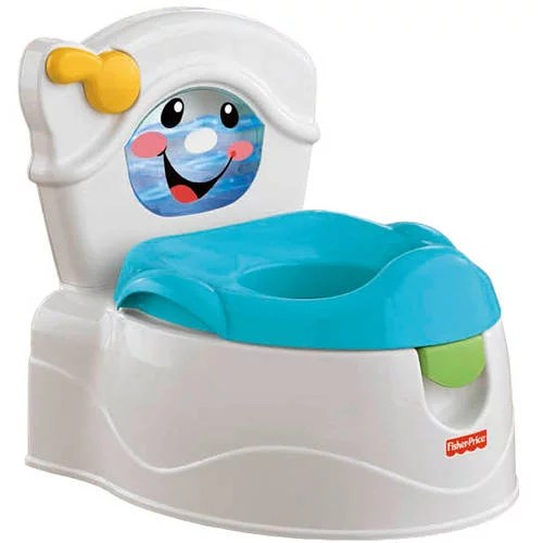 singing potty chair baby shower chairs for sale fisher price learn to flush walmart com