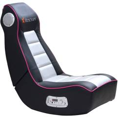 Walmart Game Chairs X Rocker Chair Sleeper Bed Extreme Classic Black Mesh Video With Built In Controls Com