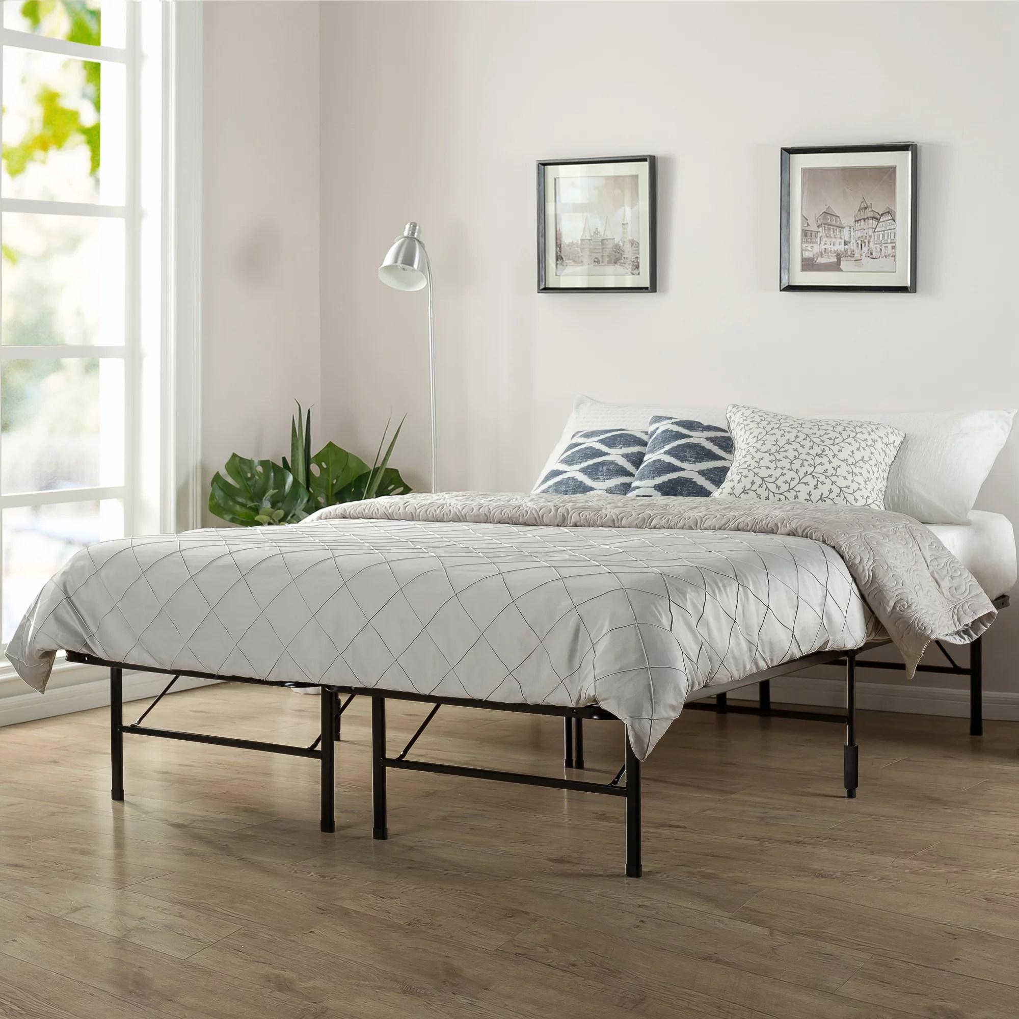 spa sensations by zinus 14 smartbase adjustable mattress foundation twin full