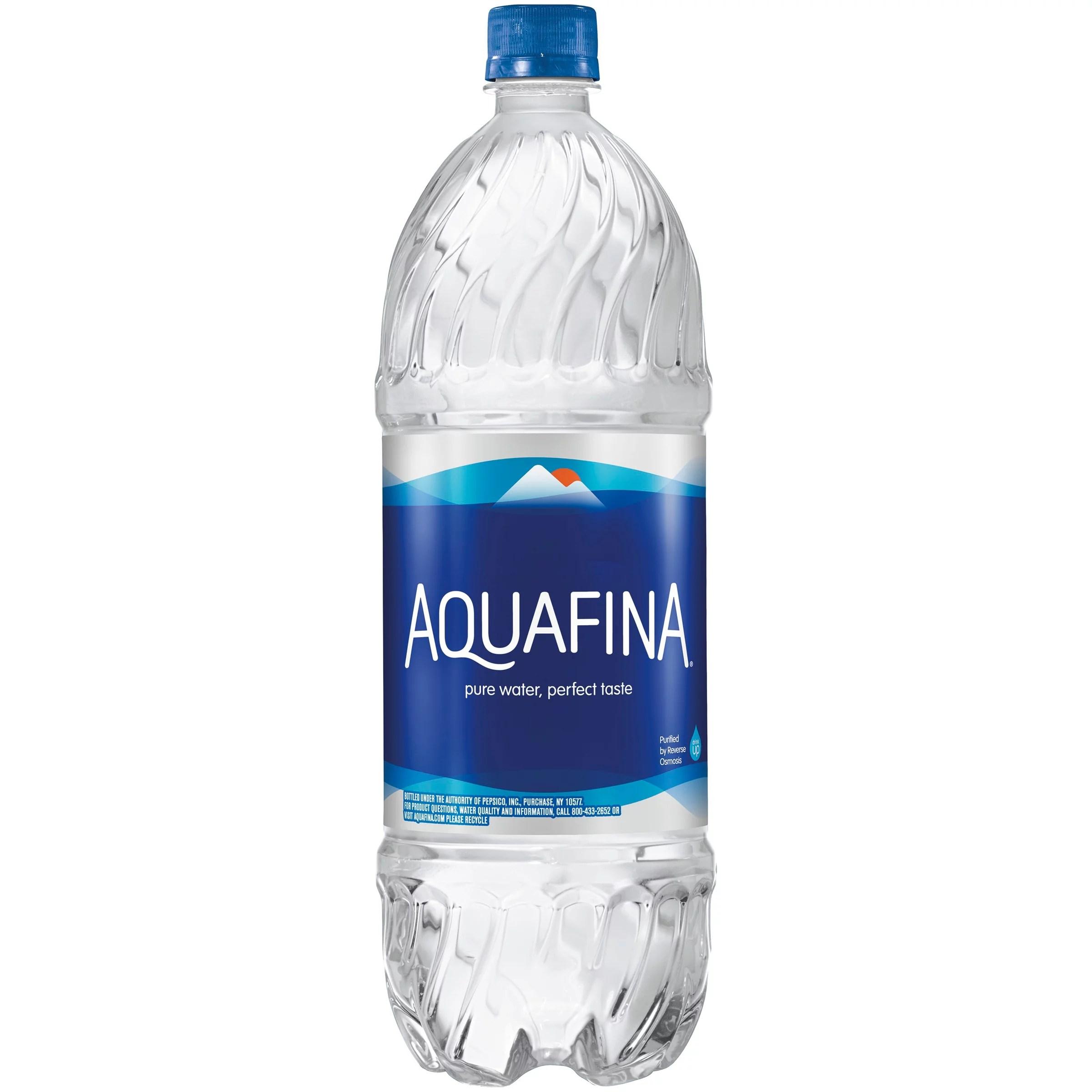 aquafina water 1 5l