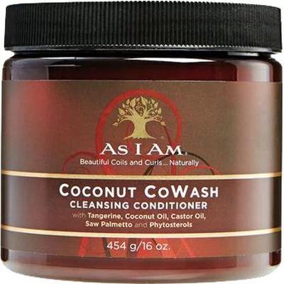 As I Am Coconut Co-Wash, 16 oz
