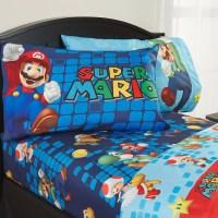Super Mario Sheet Set - Walmart.com